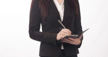 mulher de negócio